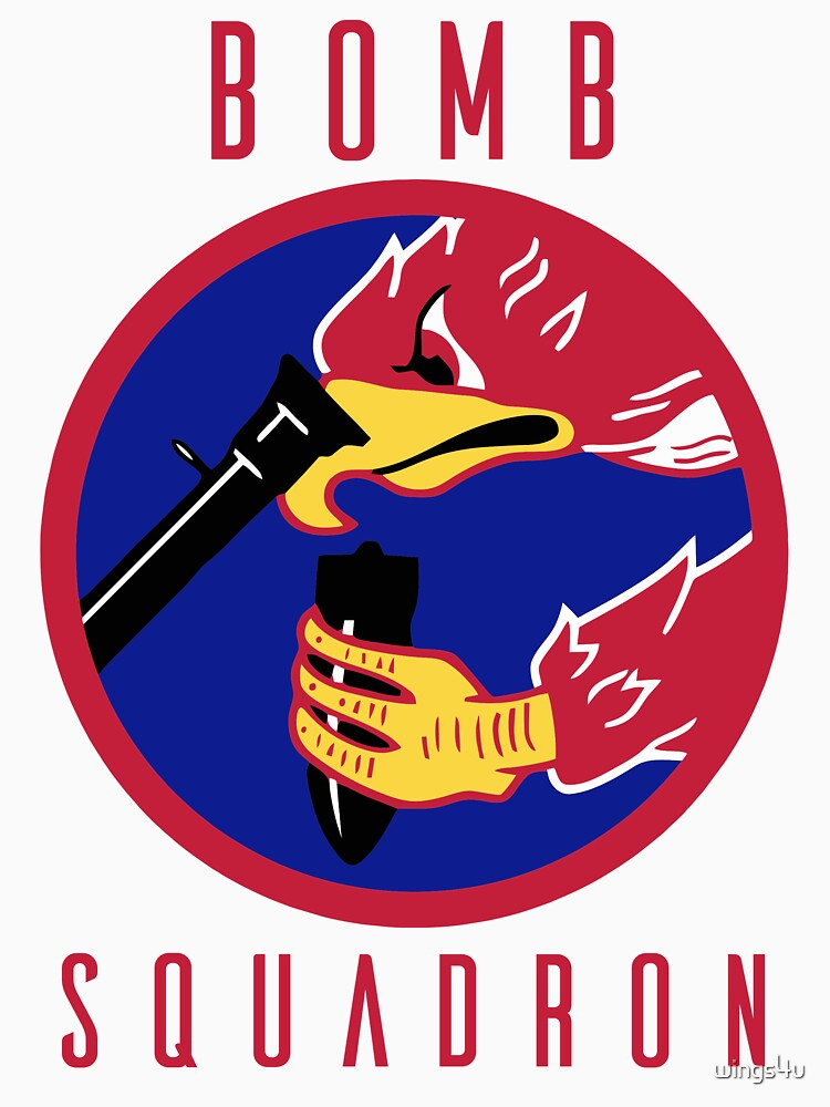 Bomb Squadron by wings4u