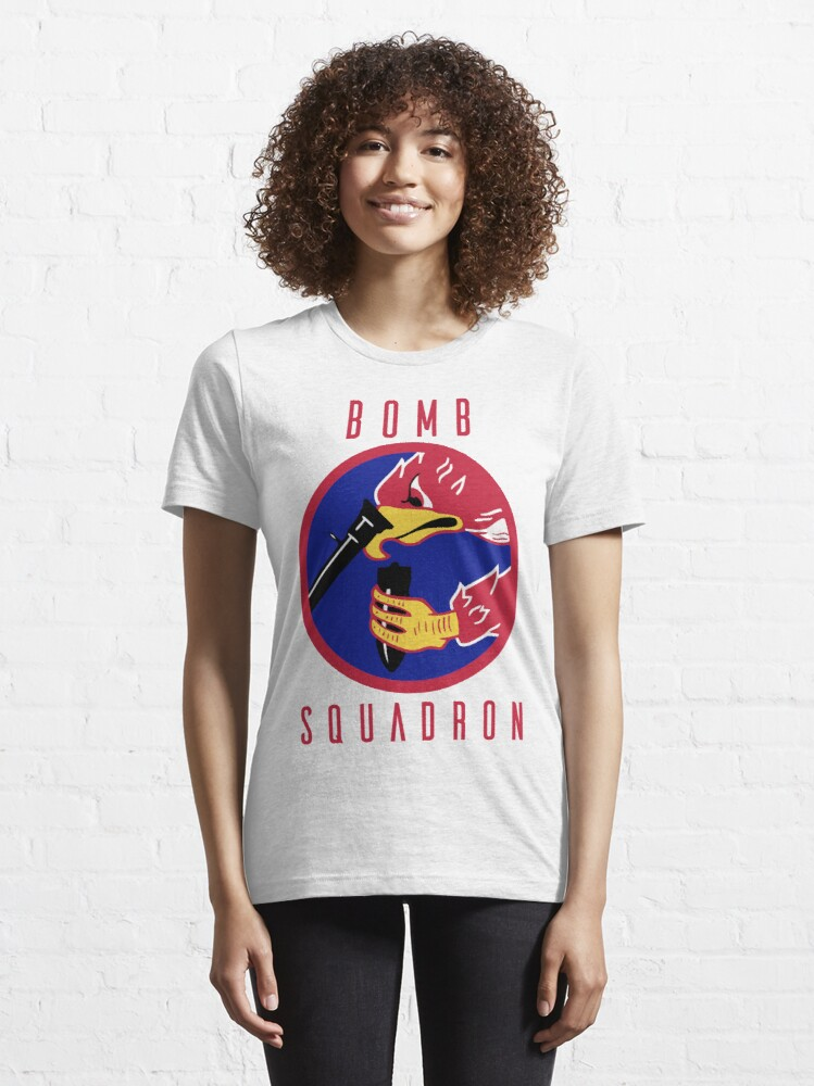 Alternate view of Bomb Squadron Essential T-Shirt