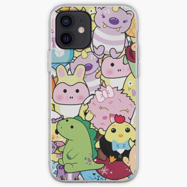 cute art of moriah elizabeth iPhone Soft Case