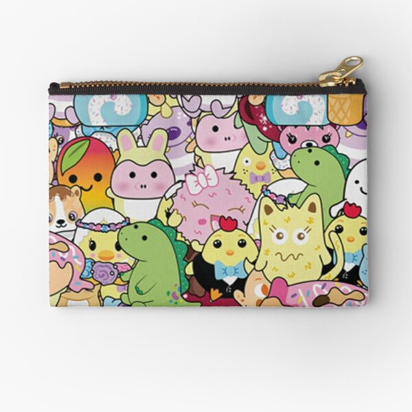 cute art of moriah elizabeth Zipper Pouch