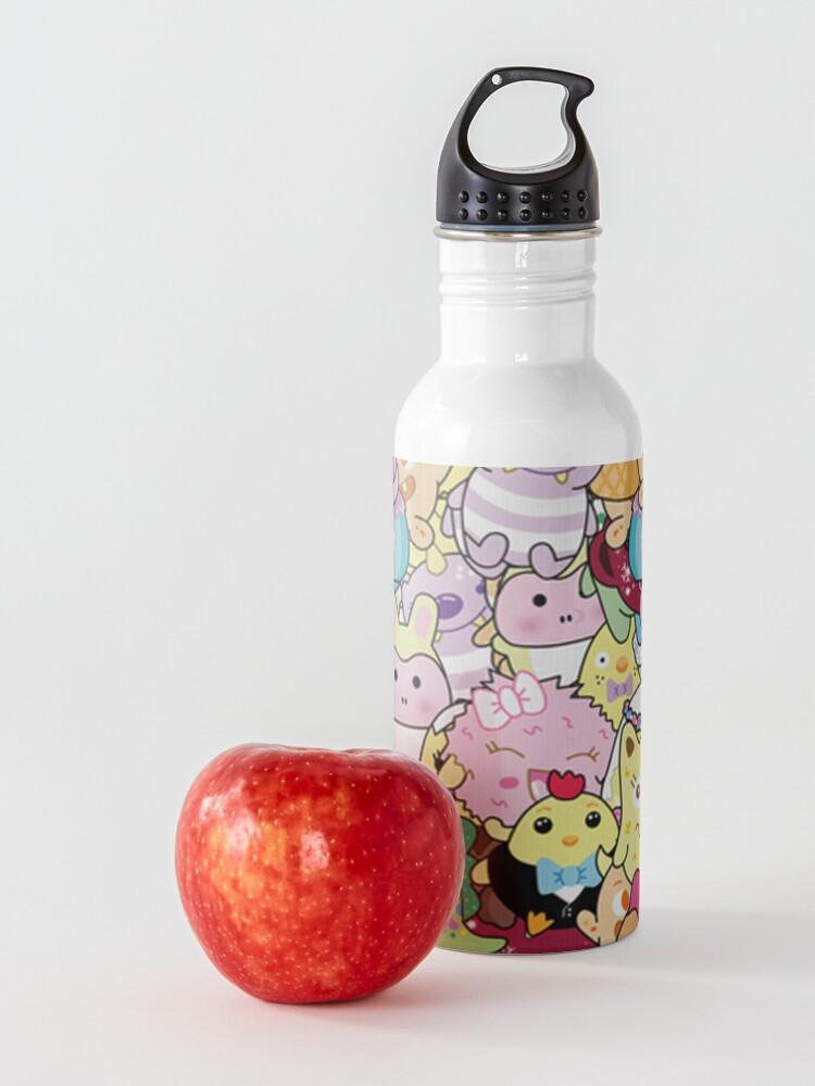 Alternate view of cute art of moriah elizabeth Water Bottle
