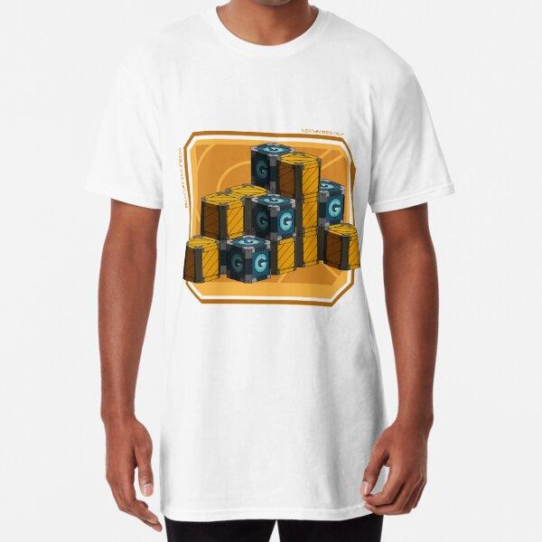 Gadgetron-Kisten (R & C3) Longshirt