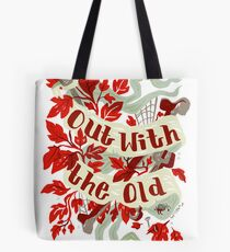 In With the new Tote Bag