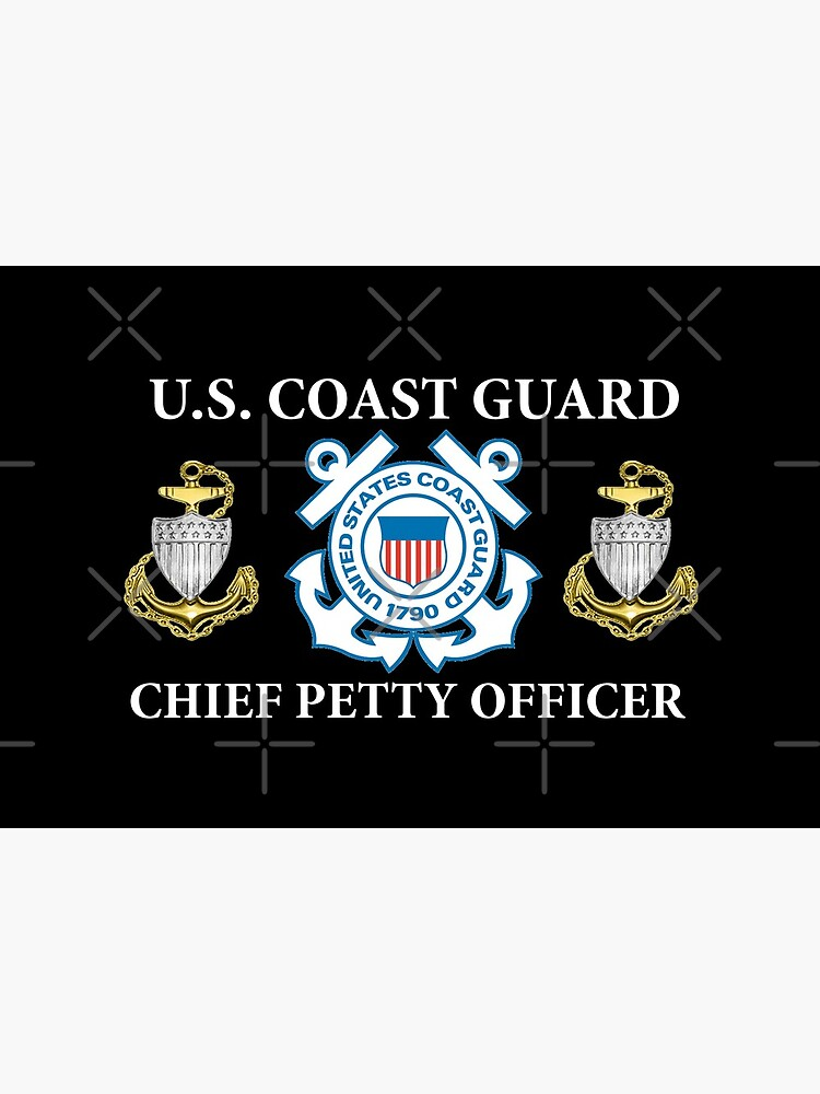 U.S. COAST GUARD CHIEF PETTY OFFICER by Mbranco
