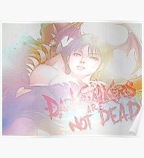 Darkstalkers Are Not DEAD Poster
