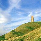 Glastonbury Tor by Jonathan Gazeley