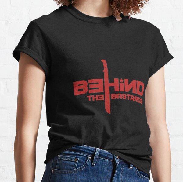 Behind The Bastards Classic T-Shirt