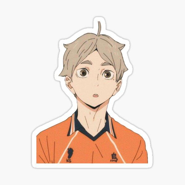 Sugawara Sticker