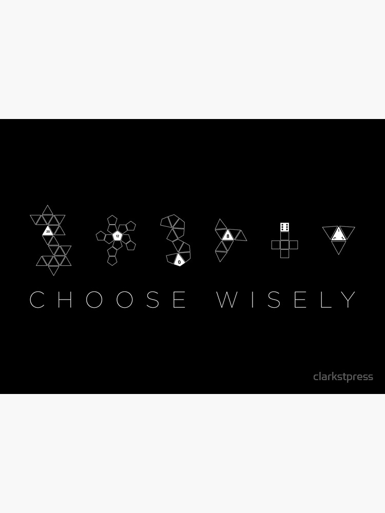 Choose Wisely by clarkstpress