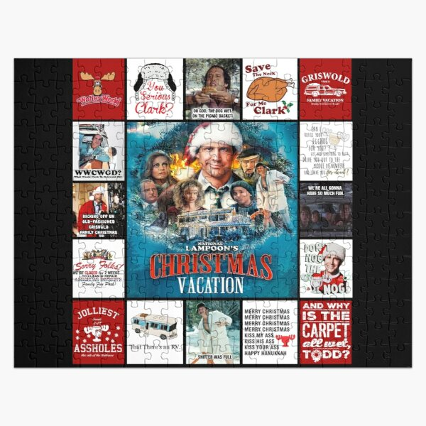 National Lampoon Christmas Vacation Jigsaw Puzzle