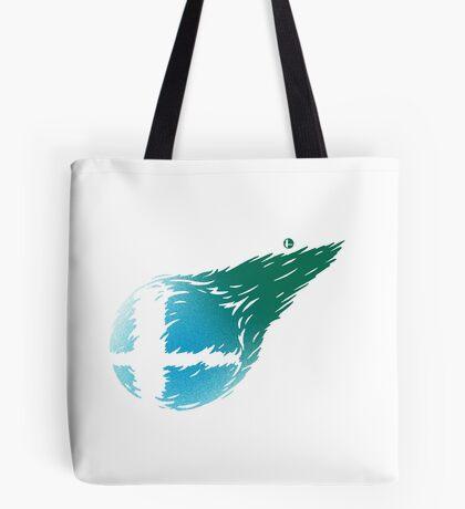 CLOUD SMASH Tote Bag