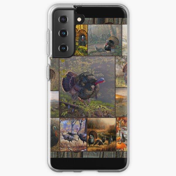 Wild turkey Samsung Galaxy Soft Case