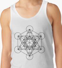 Metatron's Cube - Sacred Geometry Tank Top