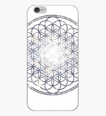 Flower Of Life - Sacred Geometry Star Cluster iPhone Case