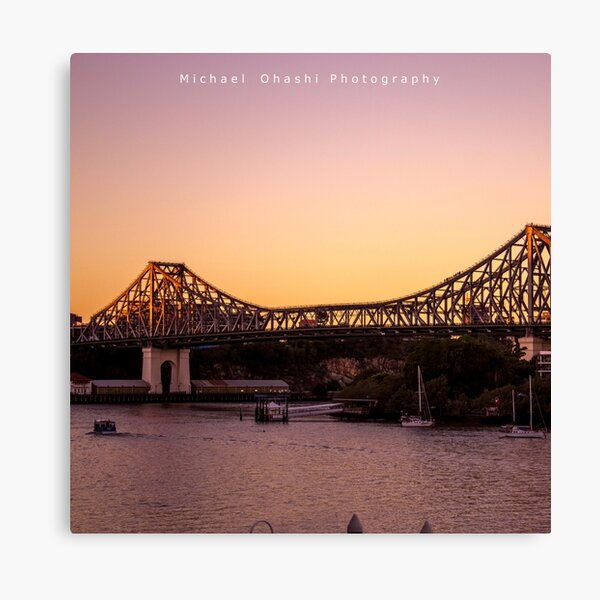 Story Bridge Canvas Print