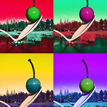 Spoonbridge and Cherry by RandomlyFandom