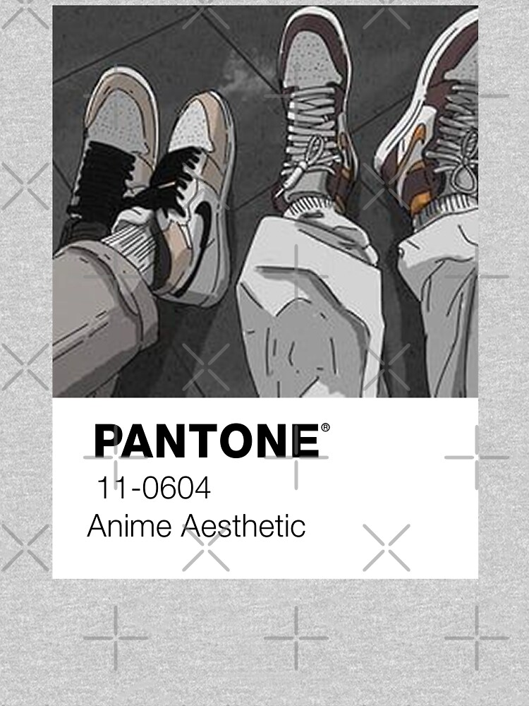 PANTONE ANIME by Jatiiwkeh