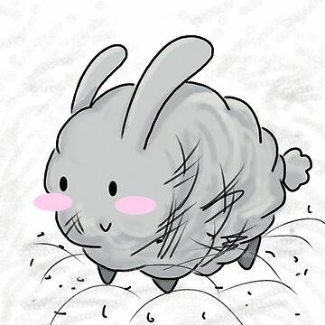 Dust Bunny!  von charsheee