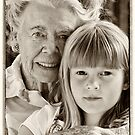 80 years apart..! by Geoff Carpenter