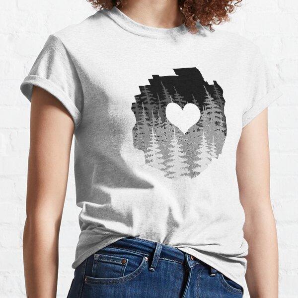 I Love the Adirondacks Classic T-Shirt