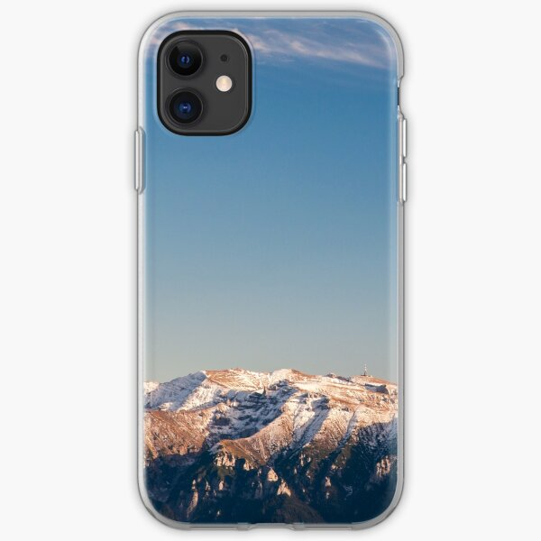 Powdered iPhone Soft Case