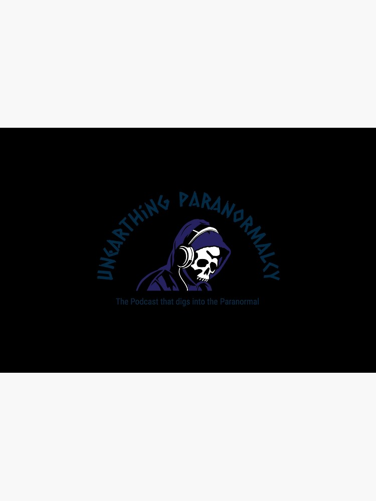 Podcast Merchandise for Unearthing Paranormalcy by unpnormalcy