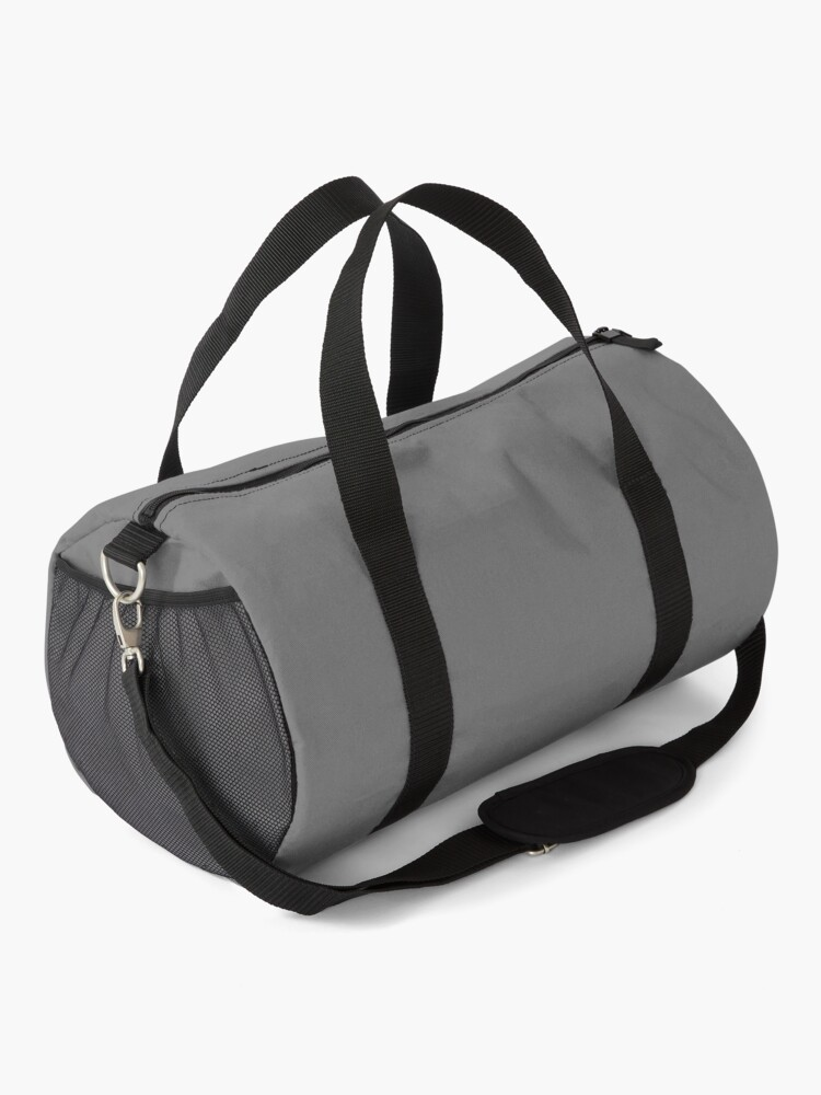 Alternate view of Podcast Merchandise for Unearthing Paranormalcy Duffle Bag