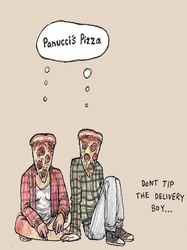 Panucci's Pizza Shirts! | Unisex T-Shirt