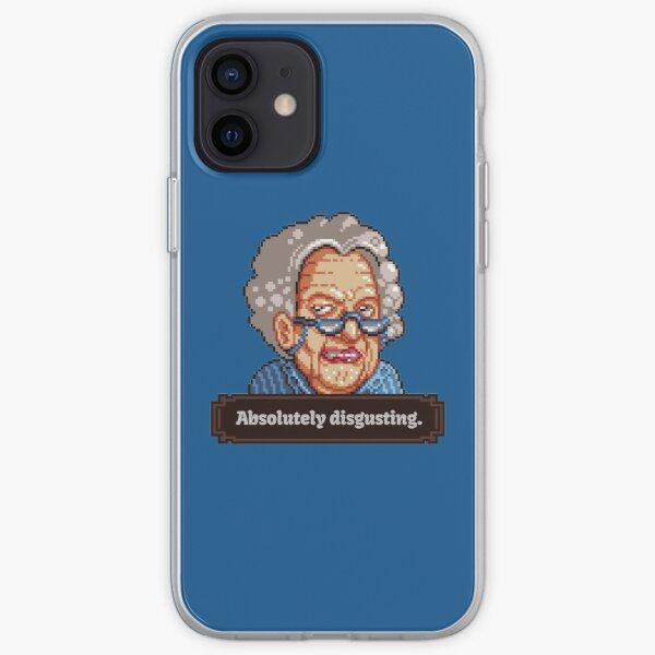 Absolutely disgusting iPhone Soft Case