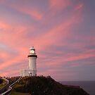 Byron Bay lighthouse by Jack Bridges