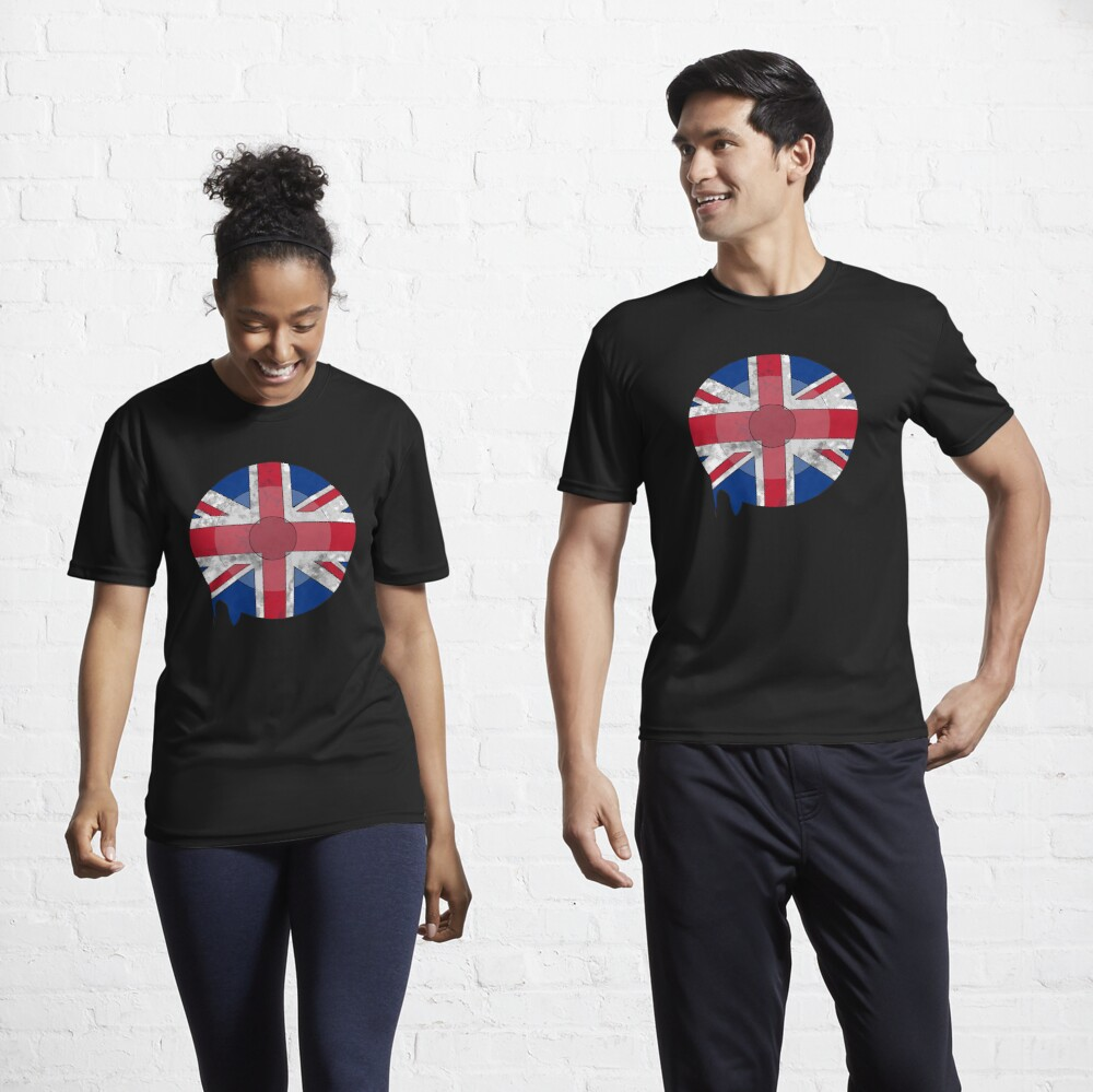 Great Britain Active T-Shirt