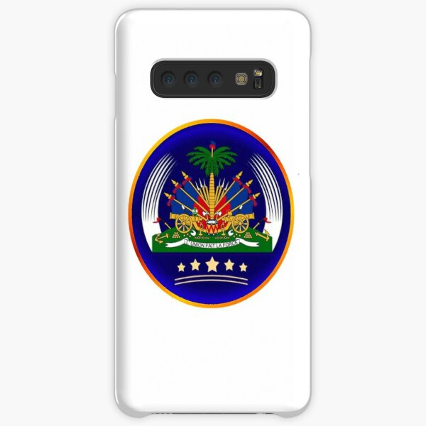 100% Haiti Samsung Galaxy Snap Case