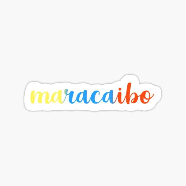 Maracaibo Pegatina