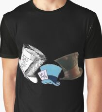 Mad Hatter - All the hats Graphic T-Shirt