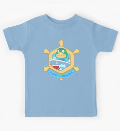 KAPP'N CRUISES Kids Clothes