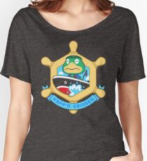 KAPP'N CRUISES Women's Relaxed Fit T-Shirt
