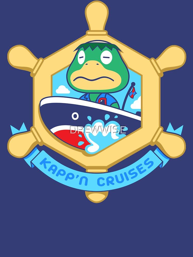 KAPP'N CRUISES | Unisex T-Shirt