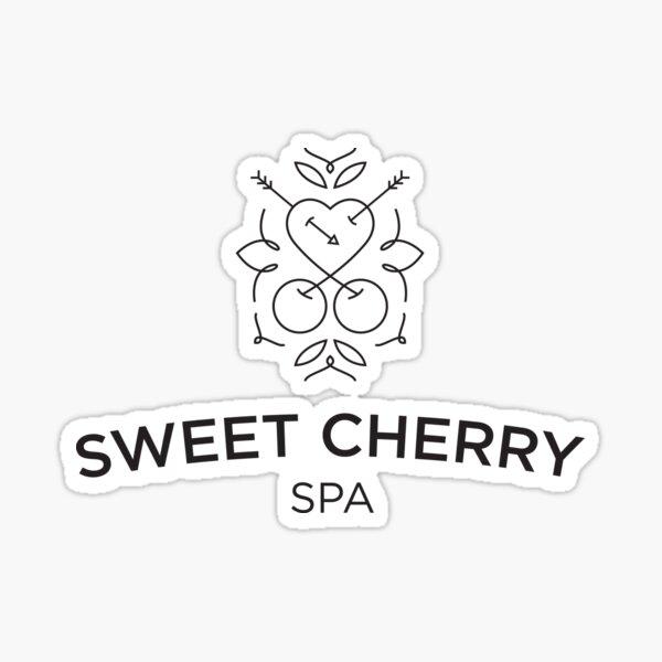 Sweet Cherry Spa OG Sticker