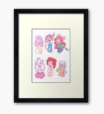 My Little Pony: Friendship is Magic 2 Framed Print