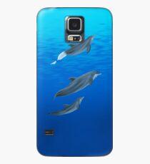 Funda/vinilo para Samsung Galaxy Los delfines de Clearwater