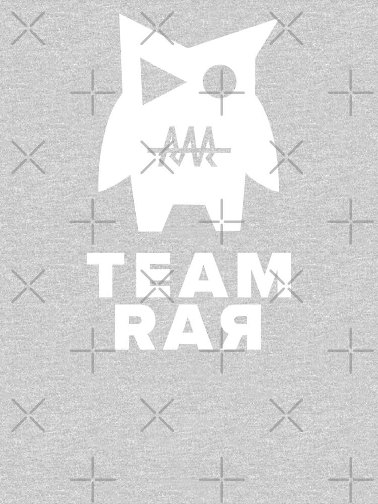Carter Sharer Team Rar v0 Monster by StinkPad