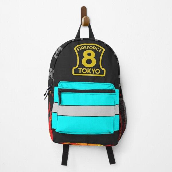 Fire Force Duffle Backpack