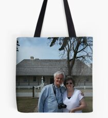 Larry Trupp and Myself Tote Bag