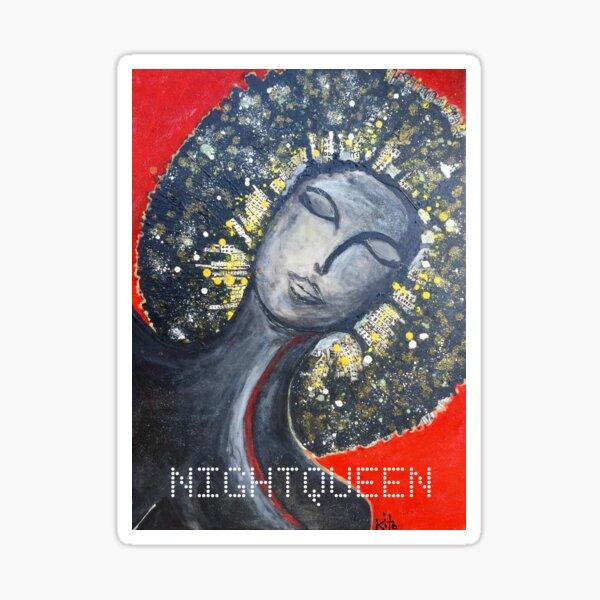 NIGHTQUEEN  Sticker