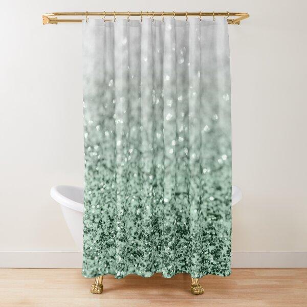 Sparkles Shower Curtains Redbubble