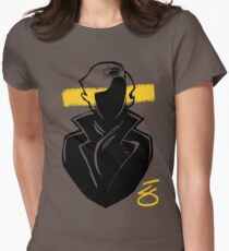 The Blind Banker Womens Fitted T-Shirt