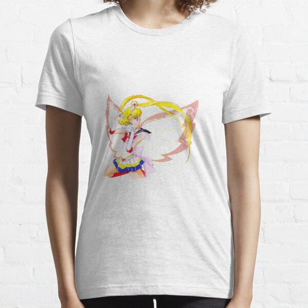 Sailor Moon - Sailor Moon-Pretty Soldier Sailormoon Essential T-Shirt