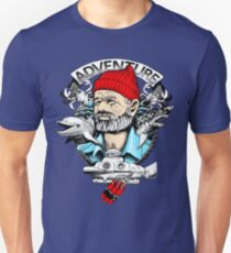 Adventure with Dynamite Unisex T-Shirt