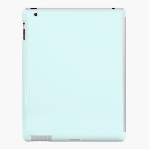 Light Cyan iPad Snap Case