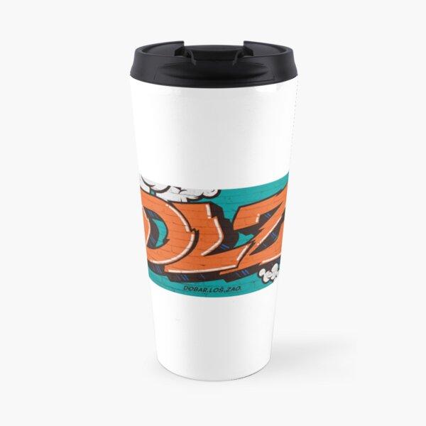 DLZ Logo Travel Mug